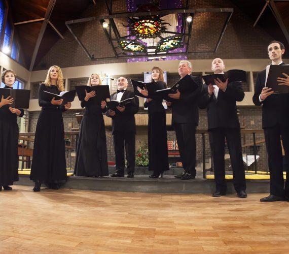 concert  Chœur de Voskresnie